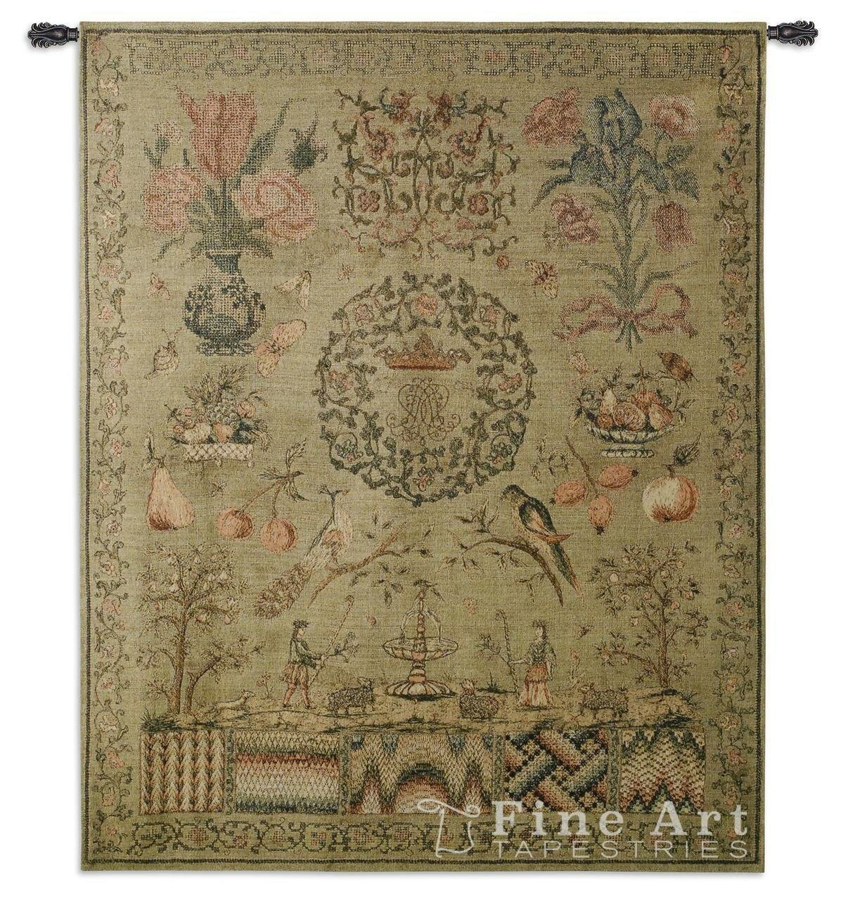 f8973688748 East Urban Home  Brocade Foulard  by Rachel Watson Wall Tapestry ...