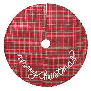 Tartan Plaid Christmas Tree Skirt  sc 1 st  Wayfair & Tartan Plaid Dinnerware | Wayfair