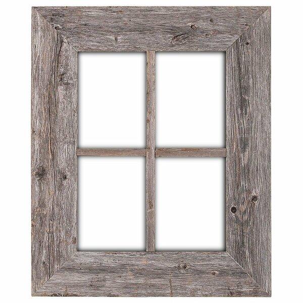 Wooden Window Frame Wall Decor | Wayfair