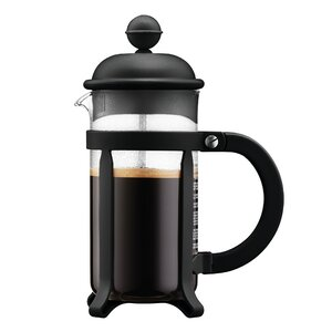 3-Cup French Press Coffee Maker