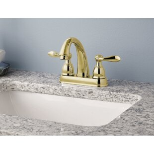 Polished Brass Bathroom Sink Faucets You\'ll Love | Wayfair