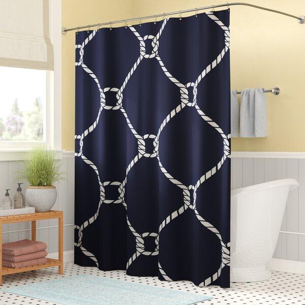 Mesh Shower Curtain | Wayfair
