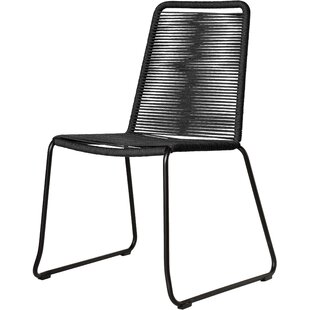 Jaren Stacking Patio Dining Chair Set Of 2