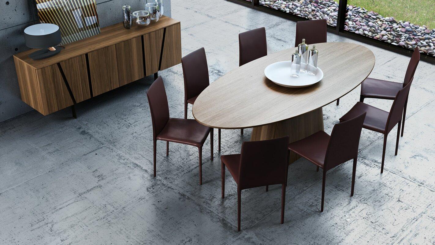 Sullivan Oval Dining Table Amp Reviews Allmodern