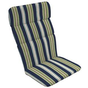Stripe Outdoor Adirondack Chair Cushion