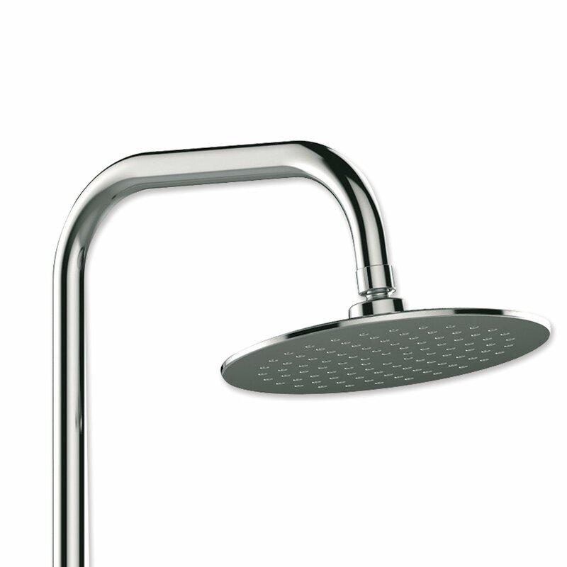 Aquarius Diverter Rain Complete Shower System