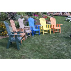 frequently bought together - Polywood Adirondack Chairs