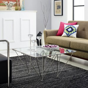 Prism Square Coffee Table by Modway
