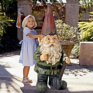 Gottfried, The Gigantic Garden Gnome Statue