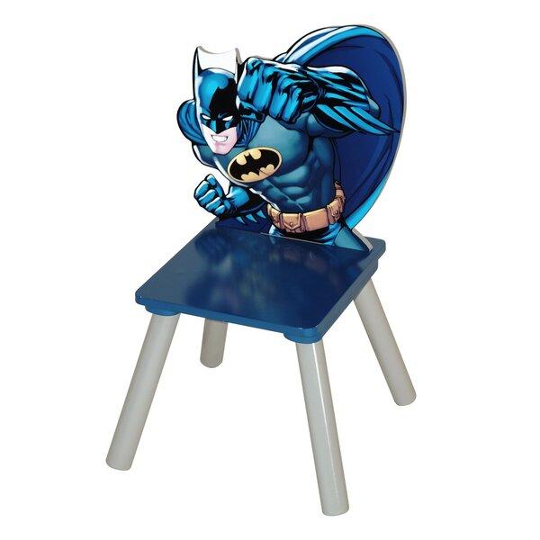 sc 1 st  Wayfair & Warner Brothers Batman Wooden Kids Desk Chair u0026 Reviews | Wayfair islam-shia.org
