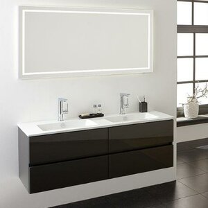Limited Edition 60 X 70cm Surface Mount Flat Mirror Cabinet