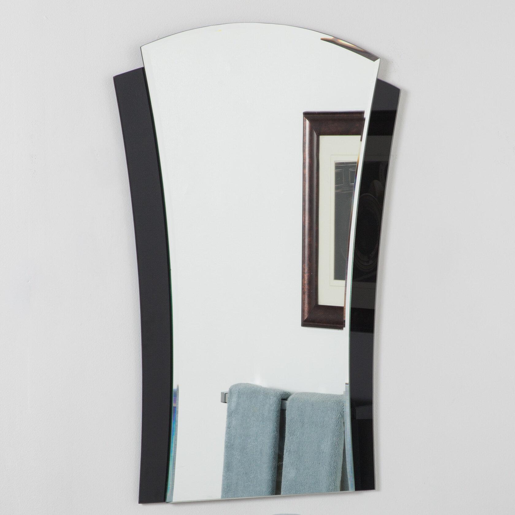 Decor Wonderland Deco Wall Mirror Reviews Wayfair