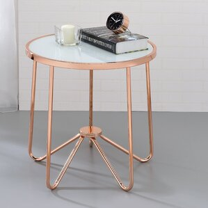 Alivia End Table by ACME Furniture