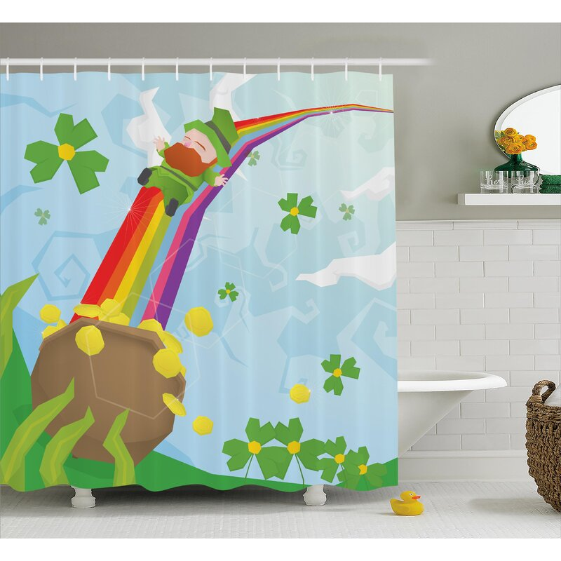 The Holiday Aisle St. Patrick\'S Day Abstract Cartoon Happy ...