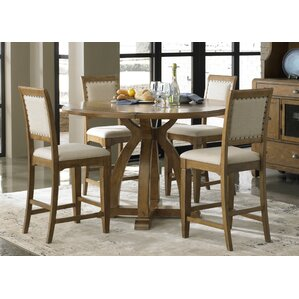 Ema Counter Height Dining Table BaseDining Table Base   Wayfair. Nico Counter Height Dining Stool. Home Design Ideas