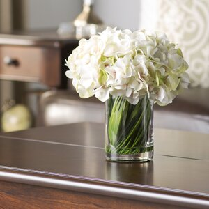 Collingwood Hydrangea Acrylic Water Vase