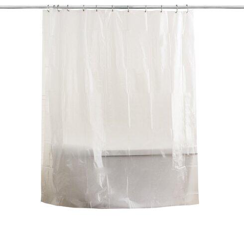 Splash Home Anti Mildew Shower Curtain Liner | Wayfair