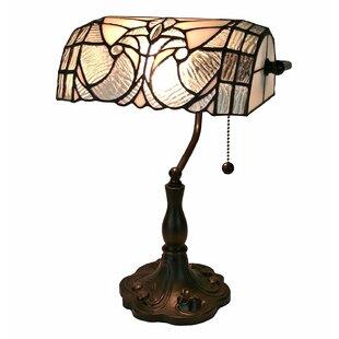 Fl Banker 13 Desk Lamp