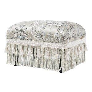 Julia Traditional Decorative Footstool..