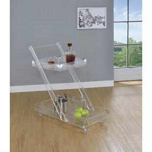 Labonte Serving Bar Cart