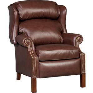 Chippendale Leather Power Recliner  sc 1 st  Wayfair & Recliners You\u0027ll Love | Wayfair islam-shia.org