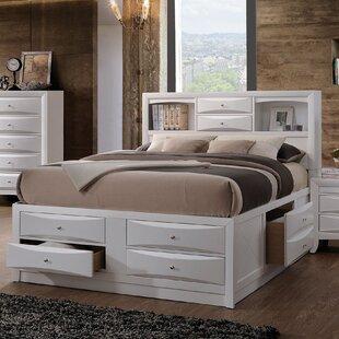 Storage Beds You Ll Love Wayfair