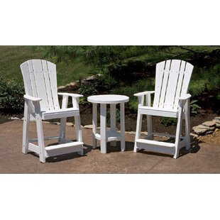 Beau Patricia Plastic Adirondack Chair