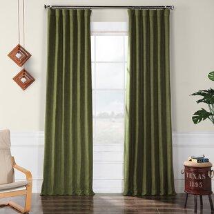 Mint Green Blackout Curtains Wayfair