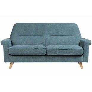 Beauchamp Danish Mid Century Modern Sofa
