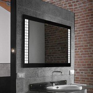 Badezimmerspiegel Lacobel Cubi von Ruke