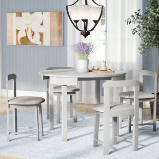 Mabelle 5 Piece Dining Set