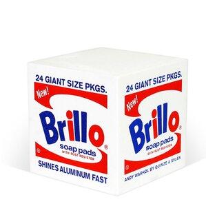 Brillo Pouf by Quinze & Milan