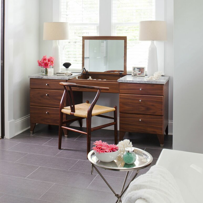 Set Up Your Own Vanity Table Wayfairca