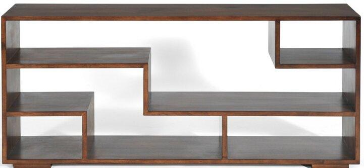 Gingko Home Furnishings Tao Geometric Bookcase