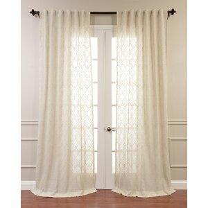 Modern Tab Top Curtains + Drapes | AllModern