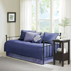emy 6 piece reversible daybed set