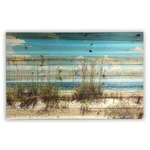 'Sand Dunes' Photographic Print