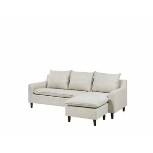 Modern & Contemporary Small Corner Couch | AllModern