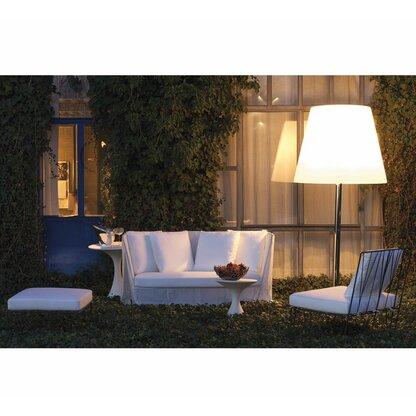 Castelle Johnnie 5 Piece Sofa Seating Group With Sunbrella
