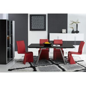 Penthouse Expandable Dining Table by Bellini Modern Living