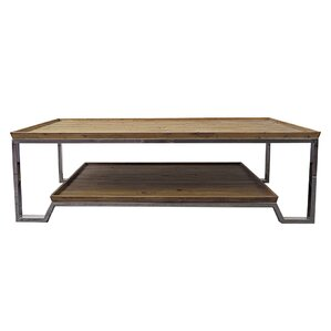 Plank Coffee Table by Sarreid Ltd