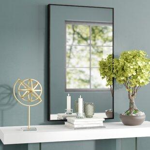 Ledger Wood Wall Mirror