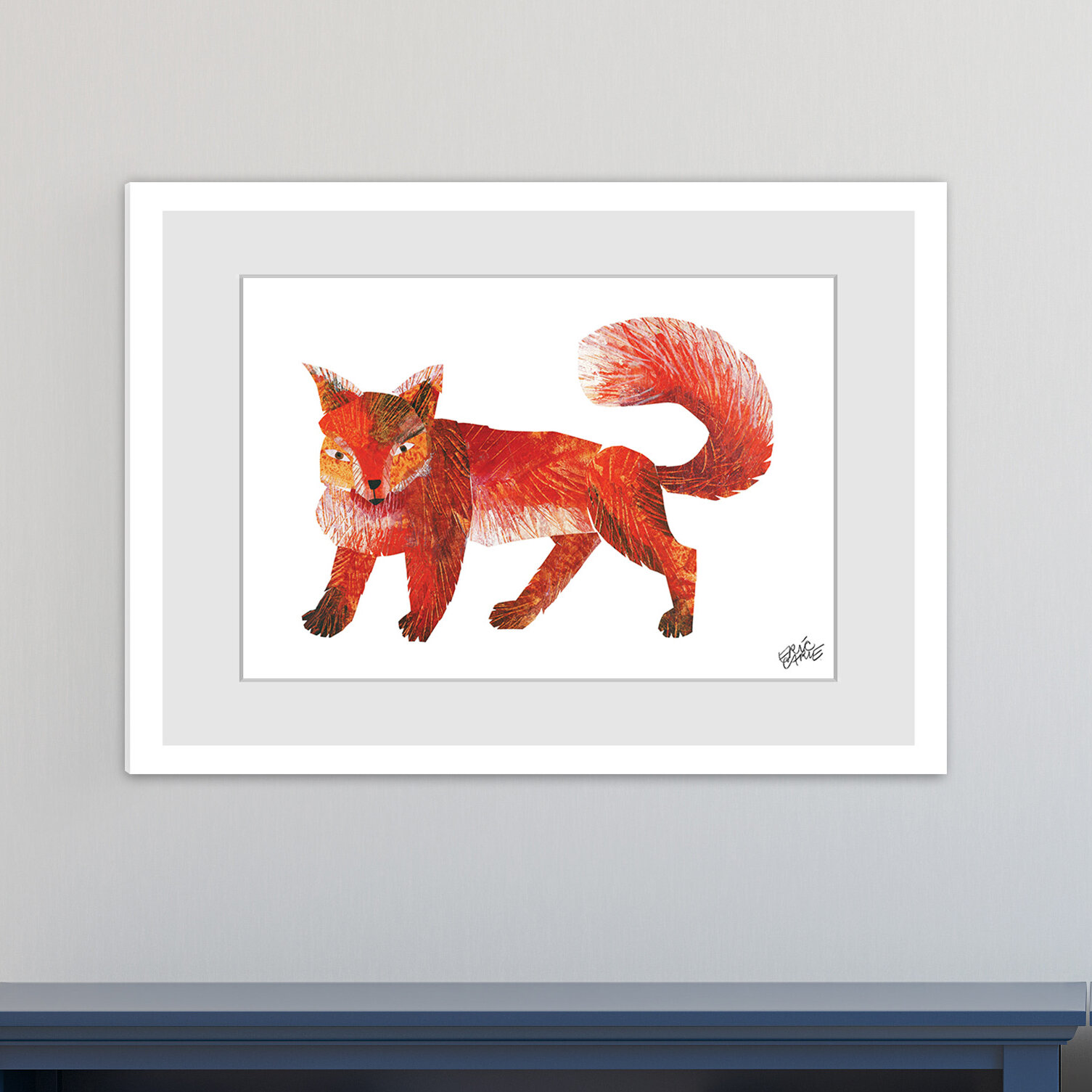 Marmont hill red fox 2 by eric carle framed painting print marmont hill red fox 2 by eric carle framed painting print reviews wayfair nvjuhfo Choice Image