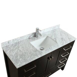 Quickview Pichardo 42 Single Bathroom Vanity Set