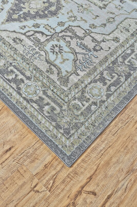 Taupe Foyer Rug : Charlton home reimer taupe castle area rug reviews
