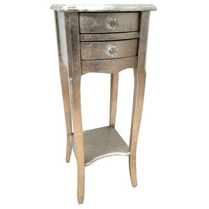 2 Drawer Bedside Table