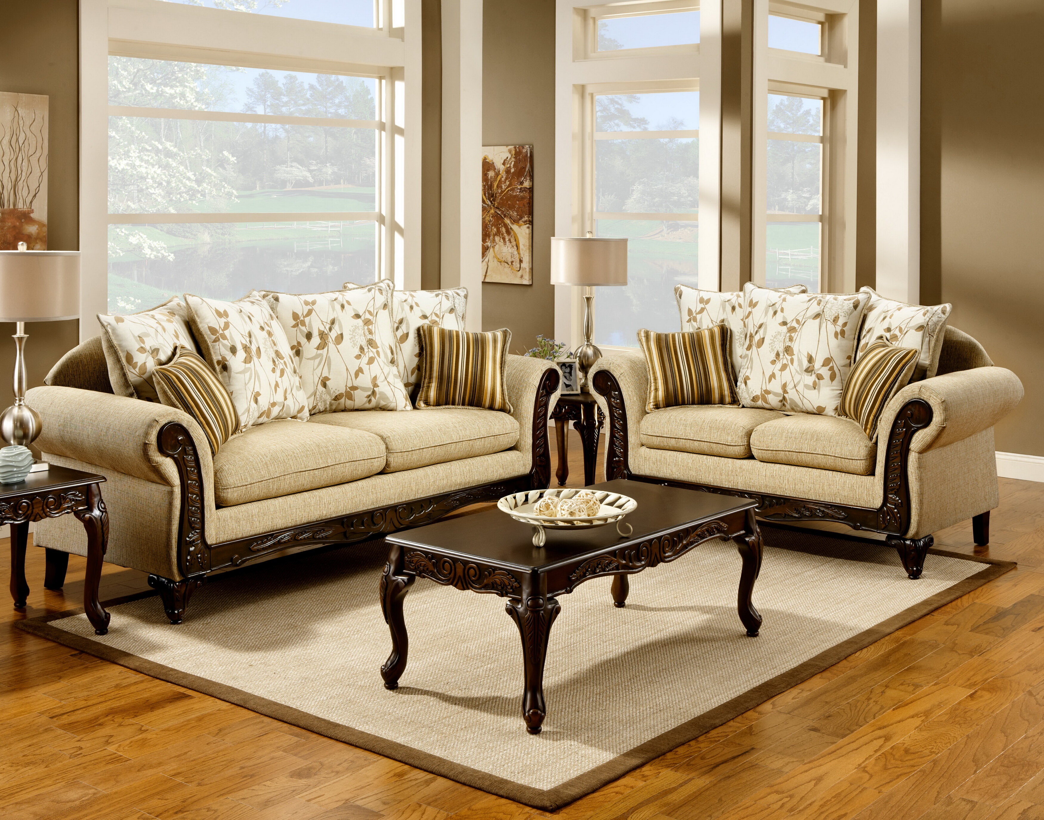 Hokku designs aveline configurable living room set reviews wayfair