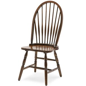 Classic Windsor Solid Wood Dining Chair b..