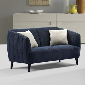 Gilberto Standard Loveseat by Corrigan Studio