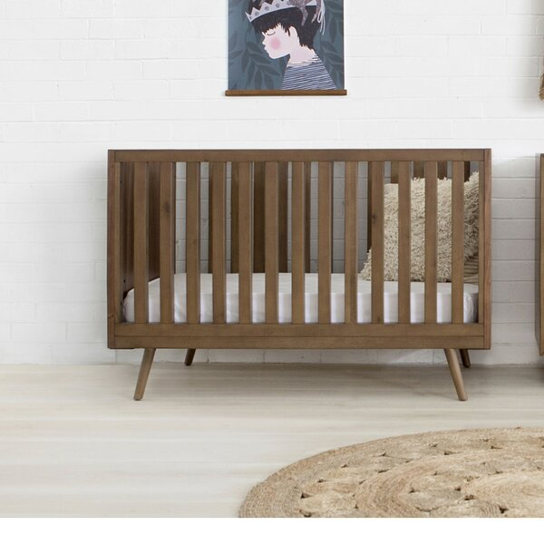 Nifty Timber 3 In 1 Convertible Crib Amp Reviews Allmodern